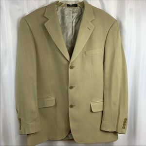 Men's Blazer Jacket Sport Coat Size 42R